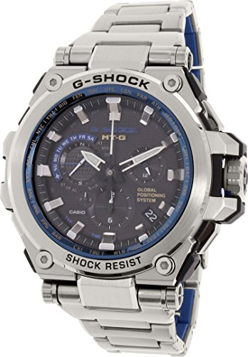 Casio G Shock Stainless Steel Resin