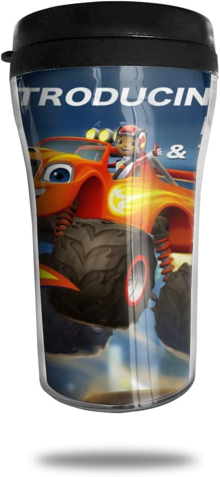 Blaze and The Monster Machines Car, Cafe, Office, Home, Etc.Double-Sided Printing.