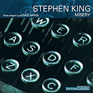 Misery | Livre audio