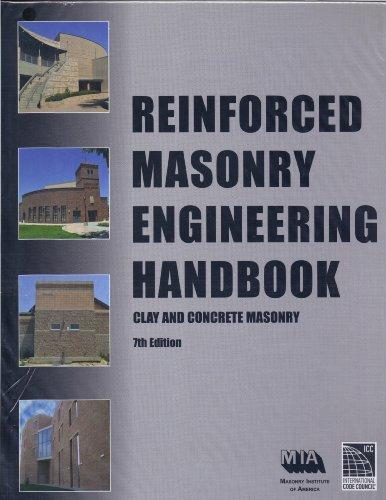 Reinforced Masonry Engineering Handbook: Clay and Concrete Masonry 7th Edition