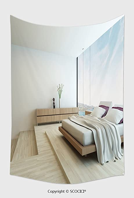 Home Decor Tapestry Wall Hanging Modern Bedroom With Floor