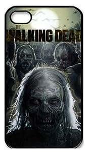Shinhwa Create American Comic The Walking Dead Custom Hard Case for iPhone 4 or 4S
