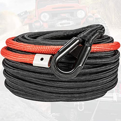(Synthetic Winch Rope 3/8