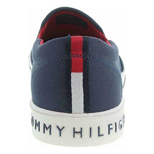 Tommy Hilfiger Panska Fm0fm01359 Tommy Marinen Fm0fm01359 406 - Fm0fm01359406 - Färg Marinblå - Storlek: 8,0