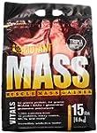 PVL Mutant Mass 6800 g Chocolate Weig...