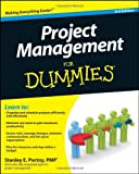 Project Management for Dummies, Stanley E. Portny, 0470574526