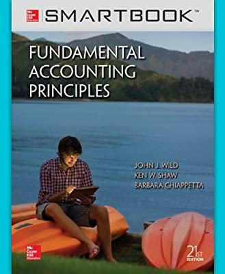 SmartBook for Fundamental Accounting Principles