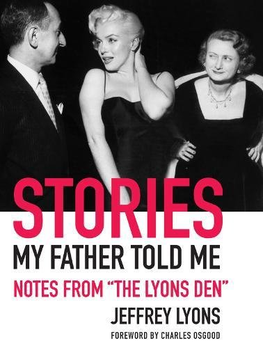 """Image of Stories My Father Told Me: Notes from """"The Lyons Den"""""""