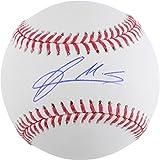 Francis Martes Houston Astros Autographed Baseball - Fanatics Authentic Certified - Autographed Baseballs