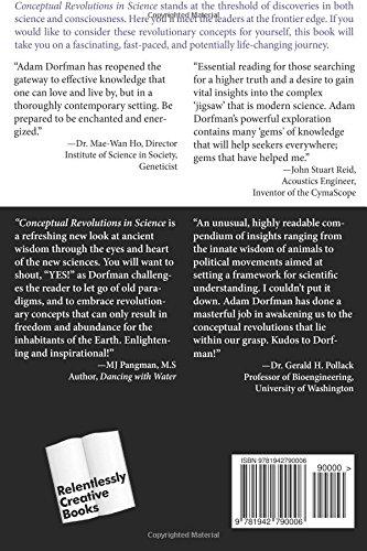 Conceptual revolutions in science a collection of scientific conceptual revolutions in science a collection of scientific explorations interviews volume 1 adam b dorfman 9781942790006 amazon books fandeluxe Gallery