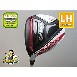 TaylorMade AeroBurner Fairway Wood 3 Wood HL 16.5* Matrix Speed RUL-Z 60 Graphite Regular Left Handed 43 in