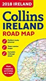 2018 Collins Ireland Road Map