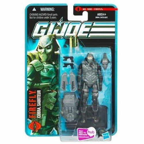 Joe Firefly Gi - Firefly v2 GI Joe Pursuit of Cobra Action Figure
