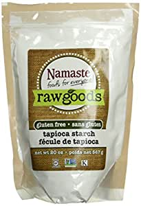 Namaste Foods - almidón de Tapioca libre de Gluten - 20 oz.