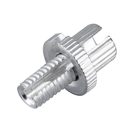 Ndier - Palancas de embrague de freno de 8 mm para ajuste métrico de motocicleta
