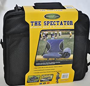 Amazon Com North Pole Quot The Spectator Quot Stadium Seat And