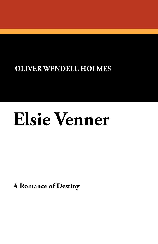 Elsie Venner ebook