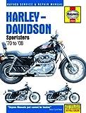Harley-Davidson Sportster: Service and Repair Manual
