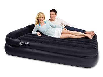 CAMA HINCHABLE DOBLE.203X163X48 67345: Amazon.es: Equipaje