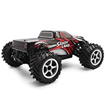 PXtoys 9300 1:18 4WD RC Racing Car RTR 40km/h / 2.4GHz Full Proportional Control (red)