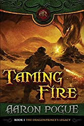 Taming Fire (The Dragonprince's Legacy Book 1) (English Edition)