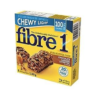 Fibre 1 5-Count F1 100 Calorie Chocolate Pretzel