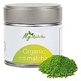 Ceremonial Organic Matcha, Green Tea Powder, Authentic Japanese Origin, Perfect Culinary