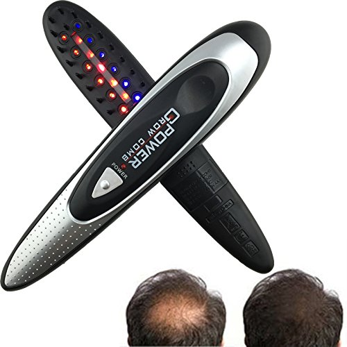 Hair Growth Comb/Therapy Powered Comb/Hair Stimulating (Hair Growth Brush)