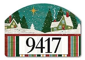 Diseño de patio casa para Navidad Yard Sign # 71239