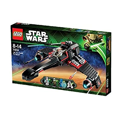 LEGO Star Wars Jek-14's [TM] Stealth Starfighter 75018: Toys & Games