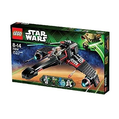 LEGO Star Wars Jek-14's [TM] Stealth Starfighter 75018: Toys & Games