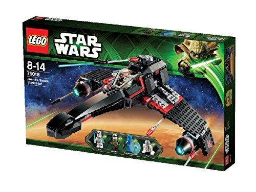 LEGO Jek 14s Stealth Starfighter 75018