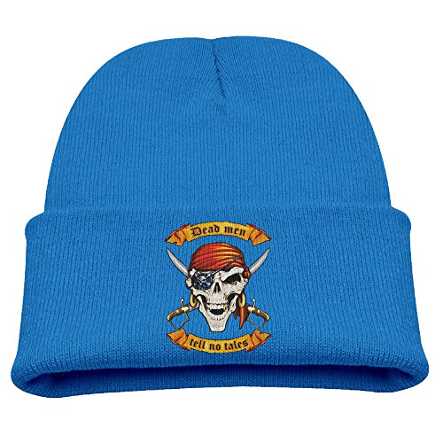 Price comparison product image Pirates Of The Caribbean Poster Skull Warm Ski Hat For Infant