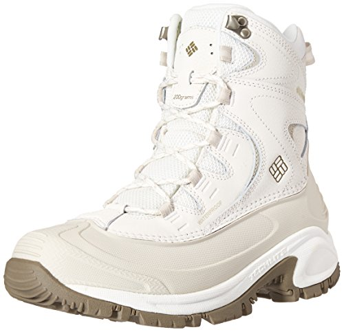 B M Snow Sea Salt US White Women's Ii Boot Pebble Bugaboot Columbia vq0twYCn