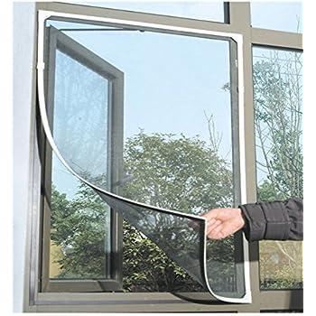 Adjustable Diy Magnetic Window Screen Max 55 Quot H X 36 Quot W Fits