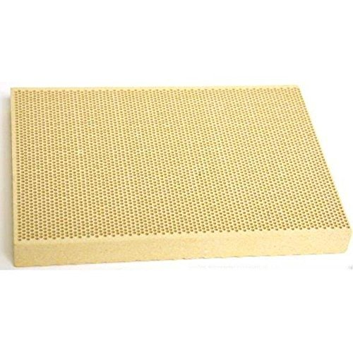 Honeycomb Ceramic Soldering Board Jewelers Third Hand
