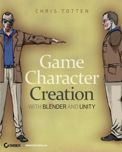 - Game Character Creation with Blender and Unity