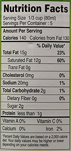 Golden Star Coconut Milk, 13.5 Ounce (Pack of 24) by GoldenStar (Image #2)
