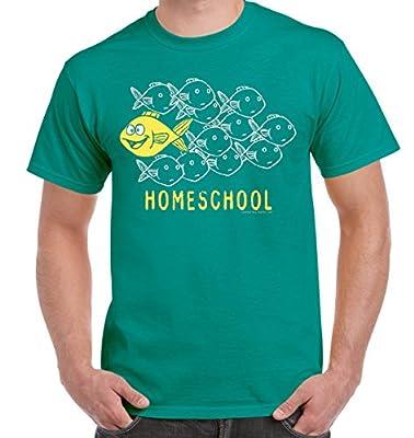 Homeschool Fish T-Shirt