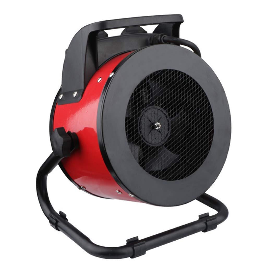 Acquisto ZBJJ Riscaldatore del Ventilatore, termostato Domestico ad Alta Potenza Soffiante di Aria Calda Industriale Scaldini elettrici della Stanza dell'Aria del Vapore Prezzi offerte