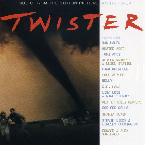 Twister: Music From The Motion Picture Soundtrack from Warner Bros
