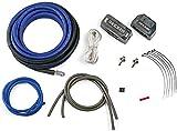 Kicker 46PKD4 Car Audio 4 Gauge OFC Dual Amp Amplifier Install Kit PKD4 New
