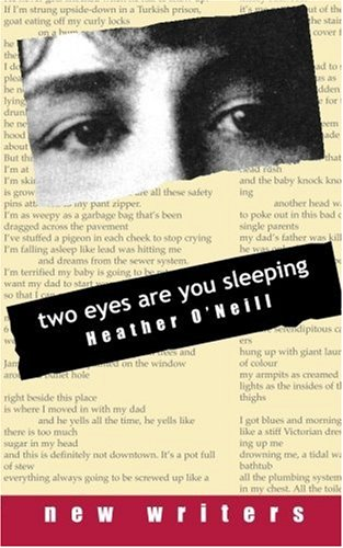 two eyes are you sleeping (New Writers) ebook