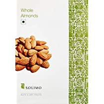 Up to 35% off on Solimo Dry Fruits and Nuts