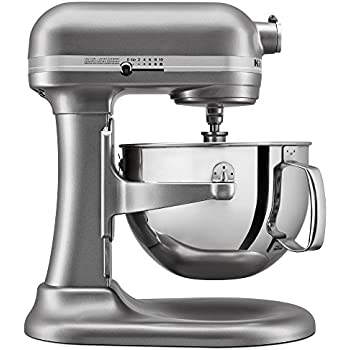 Amazon Com Kitchenaid Kp26m1xnp 6 Qt Professional 600