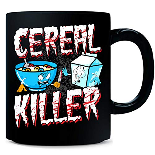 (Funny Halloween Idea Cereal Killer Trick Or Treating -)