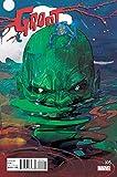 Groot #5 Ward Kirby Monster Variant