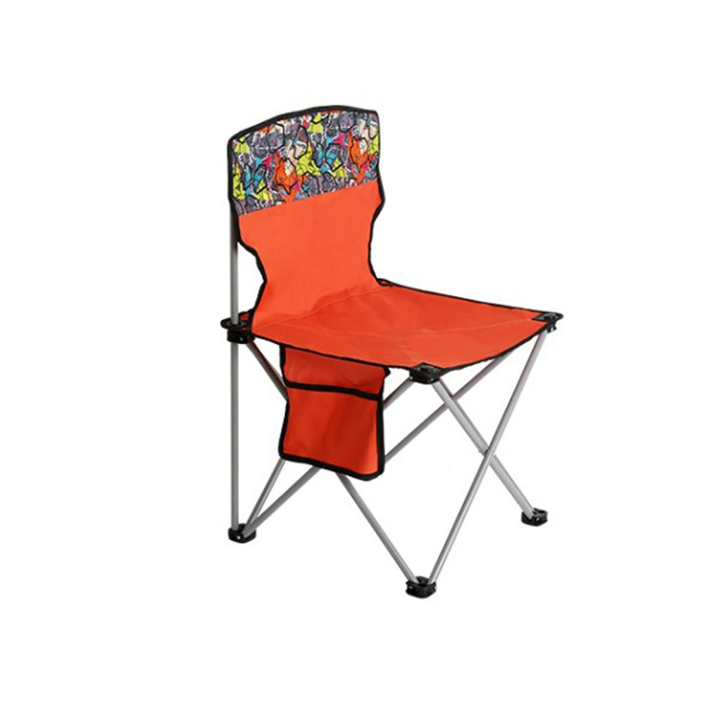 Large Folding Chair Aluminum Alloy Oxford Leisure Chair Camping Fishing Sketch Holiday Party Beach Multifunctional Outdoor Chair Office Lunch Break Stool