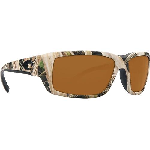 Costa del Mar gafas de sol – fantail- plástico/marco: Mossy Oak camuflaje