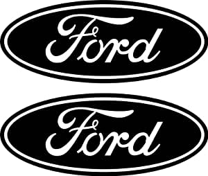 amazon 2 black ford emblem decals stickers 04 11 ranger f150 Ford F350 Wallpaper bumper stickers decals magnets